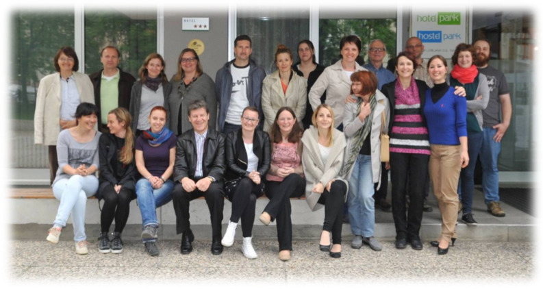 First trained generation of SF practitioners in Slovenia